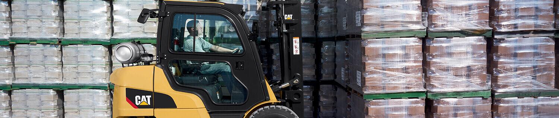 Contact Us | Cat Lift Trucks