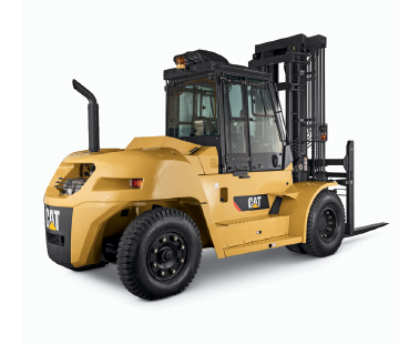 Class 5 Diesel Powered Forklift | DP100N2-DP160N2 | Cat Lift
