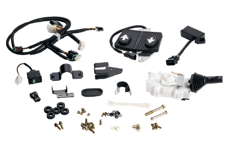 Assorted Remanufactured Forklift Parts and Components