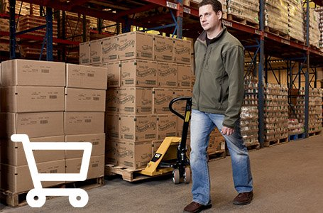 VISIT OUR LIFT TRUCK SOLUTIONS STORE