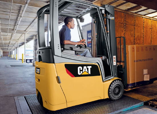 Cat 2ET2500 loading boxes