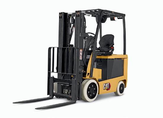 Cat cushion tire lift truck product image