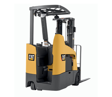 Electric Stand-Up Counterbalanced Lift Truck | ECS14N - ECS18N | Cat