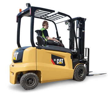 EP25N-EP35N | Cat Lift Trucks