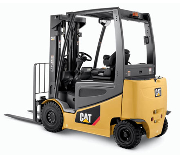 Cat pneumatic forklift product image