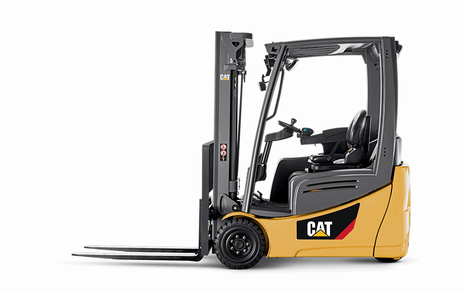 Cat 2ET2500 side view