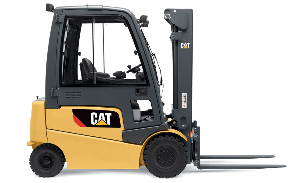Cat EPC3000 side view