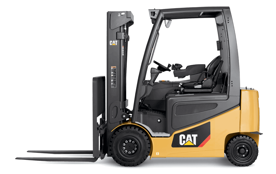 Cat 2EPC5000 side view