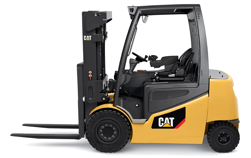 Cat 2EPC7000 side view