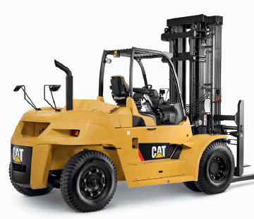 Product image of Cat IC pneumatic tire lift truck