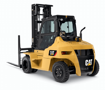 Cat pneumatic tire diesel forklift product image
