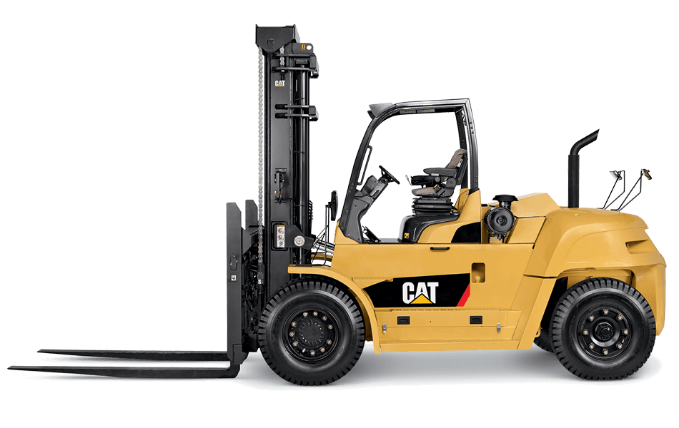Cat DP100N forklift