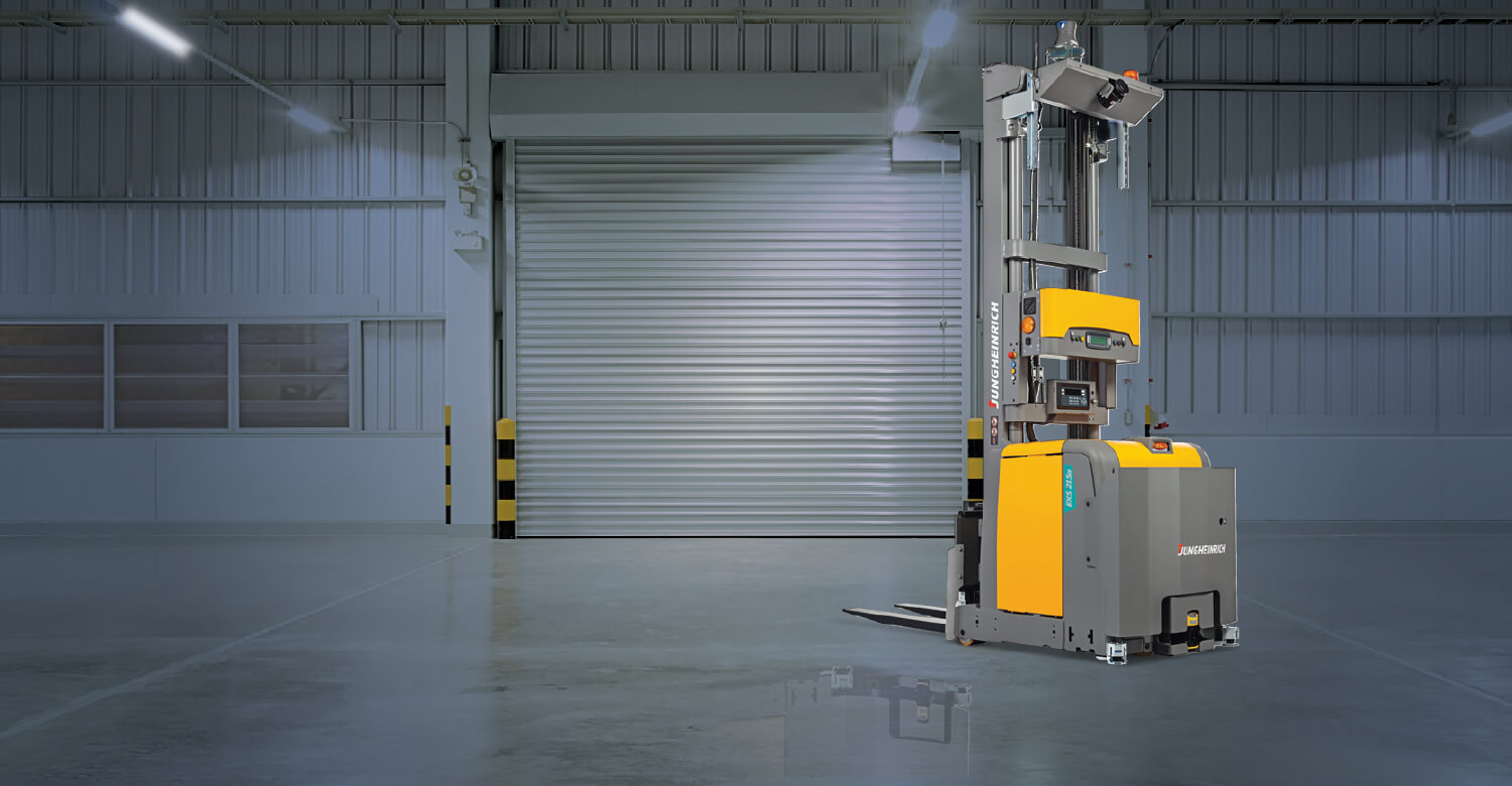 Jungheinrich Automated Guided Vehicle Solutions