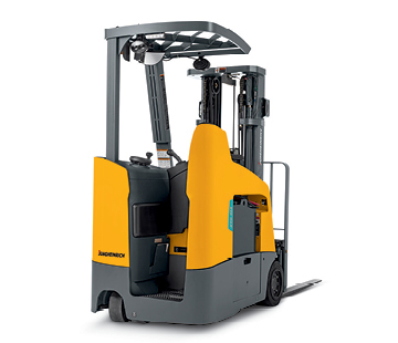 Jungheinrich stand-up counterbalanced lift truck product image