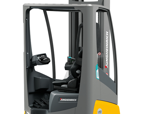 Integrated Lithium-Ion Reach Truck ETV 216i