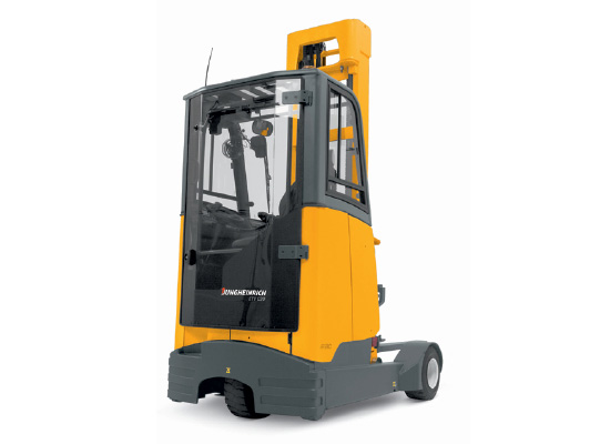 ETVC16 narrow aisle reach truck