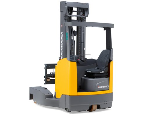 Jungheinrich ETVQ20 electric reach truck