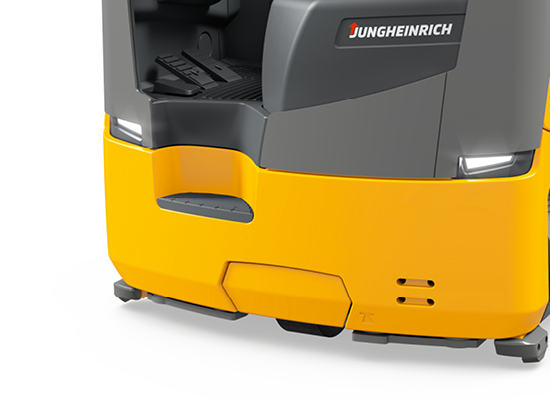 Integrated Lithium-Ion Reach Truck ETV216i