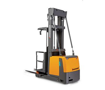 Order Picker Forklifts Jungheinrich