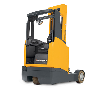 Jungheinrich multi-purpose moving mast reach truck product image