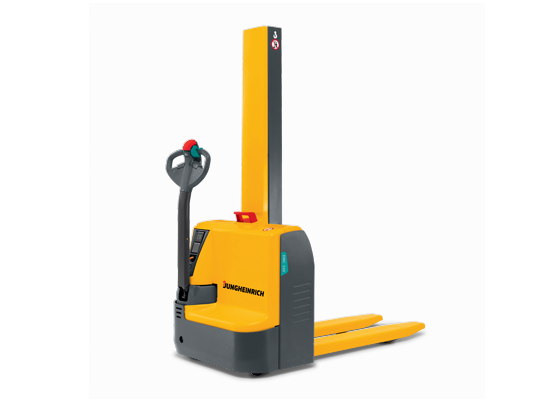 EMC110 Electric walkie stacker