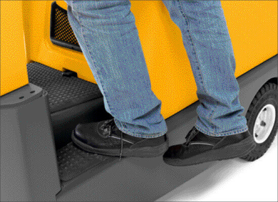 Jungheinrich EZS570 Safety Step