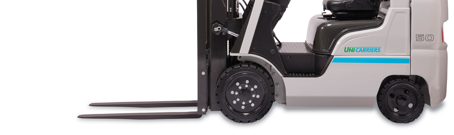 Choosing The Right Forklift Tire Types MCFA