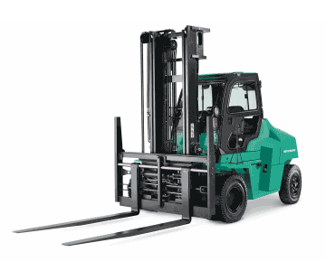 Product selection image of Mitsubishi IC pneumatic tire forklift