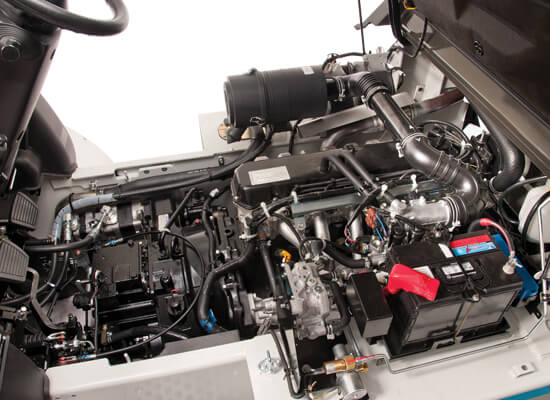 GK45 Engine
