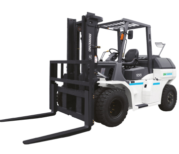 Large IC Pneumatic Tire Forklift