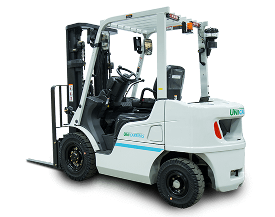 Small IC Pneumatic Tire Forklift